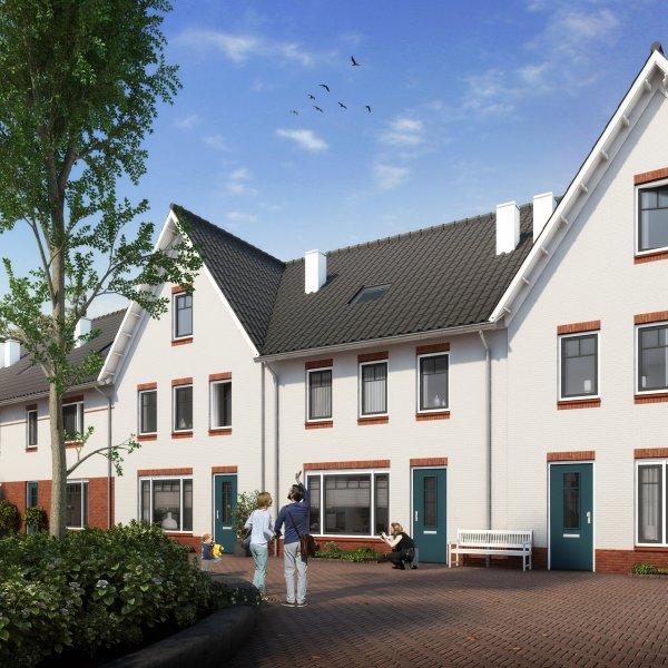 Nieuwbouwproject Stadsbleek fase 2 Oldenzaal te Oldenzaal