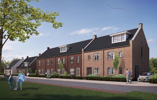Nieuwbouwproject Landmanserve te Hengelo