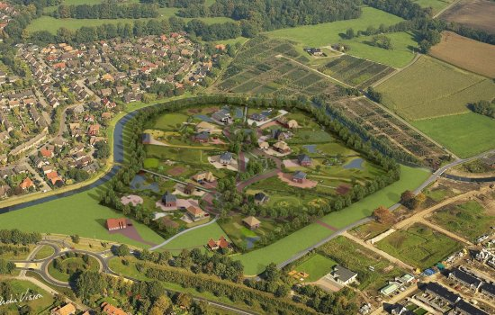 Nieuwbouwproject Park Wildyck te Borne