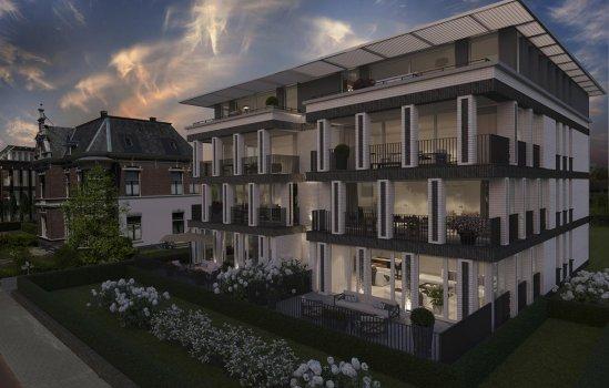 Nieuwbouwproject Elzendael fase 3 Enschede te Enschede