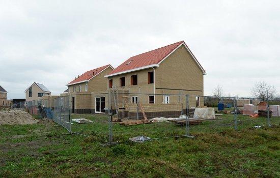 Nieuwbouwproject Twee-onder-één-kapwoningen Harm Koningstraat te Coevorden