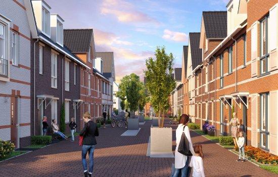 Nieuwbouwproject Asselyn - Veemarktplein te Assen