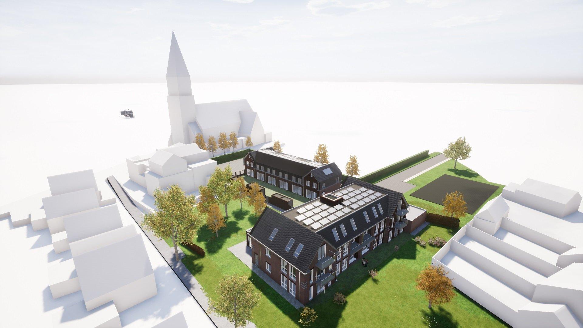 Nieuwbouw centrumplan cabauw lopik