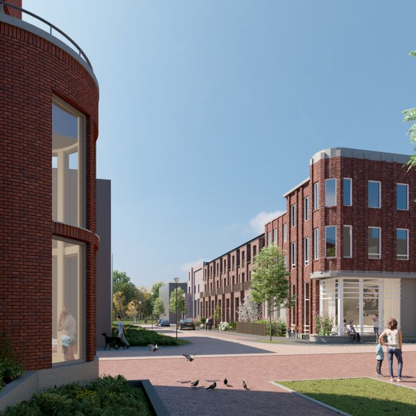 Nieuwbouwproject Levels in Leidsche Rijn Centrum! in Utrecht