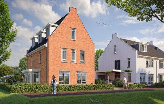 Nieuwbouwproject Lingedonk Fase 2 te Geldermalsen