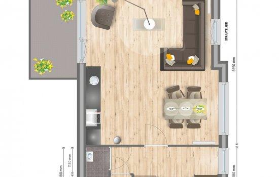Nieuwbouwproject Lasonderdriehoek te Enschede