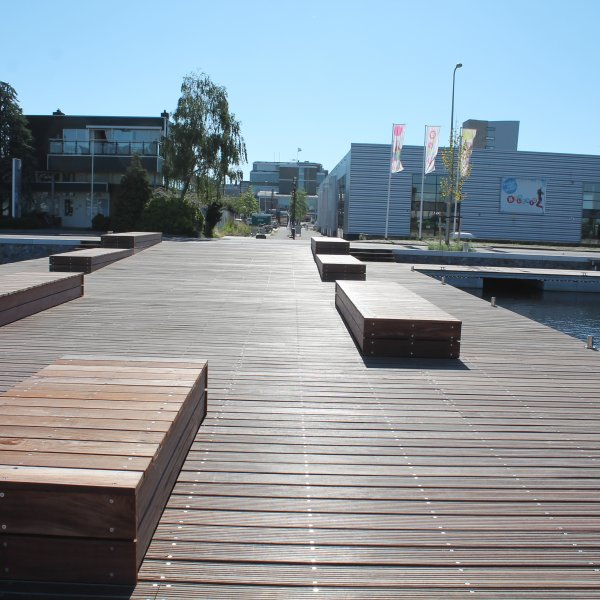 Nieuwbouwproject Het Havenhuys in Alphen aan den Rijn