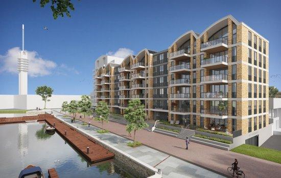 Nieuwbouwproject Het Havenhuys te Alphen aan den Rijn