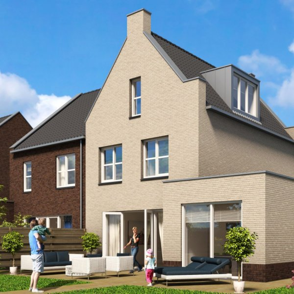 Nieuwbouwproject Het Noordereinde - Zevenhoven in Zevenhoven