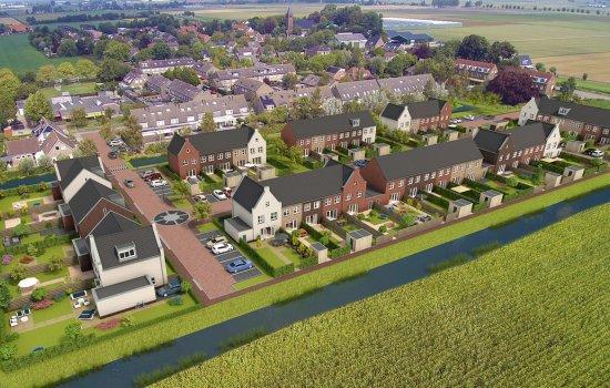 Nieuwbouwproject Het Noordereinde - Zevenhoven te Zevenhoven