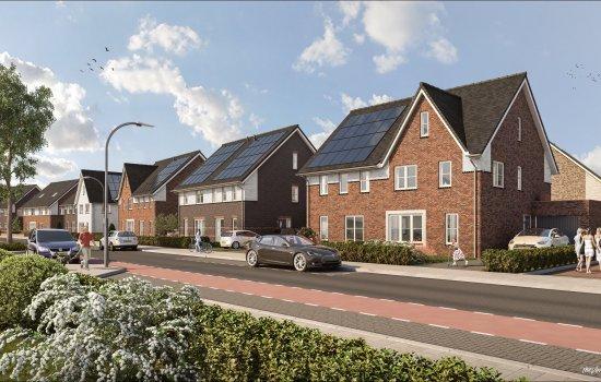 Nieuwbouwproject Operahof te Enschede