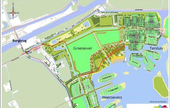 Nieuwbouwproject Tersluis Vlek 19 |Parkvilla's te Meerstad