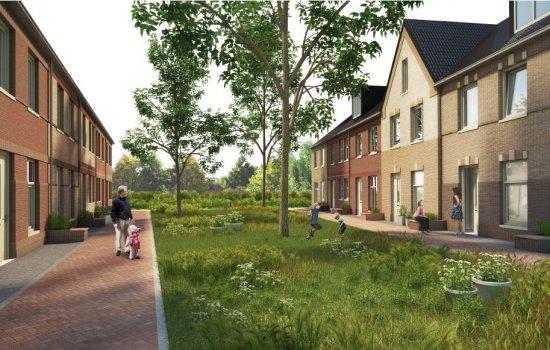 Nieuwbouwproject Hart van Bodegraven te Bodegraven