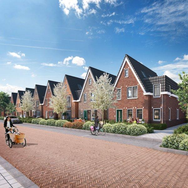 Nieuwbouwproject Nieuwe Havenstraat in Alphen aan den Rijn