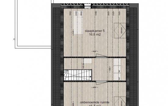 Nieuwbouwproject De Oostergast | Ranastraat vrijstaand te Zuidhorn