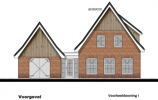 Nieuwbouwproject Grote Boermarke te Enschede