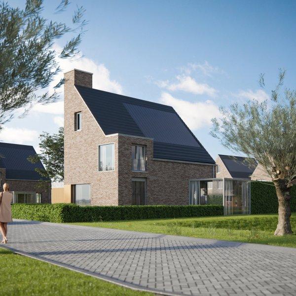 Nieuwbouwproject Kasteeltuinen Geldrop in Geldrop