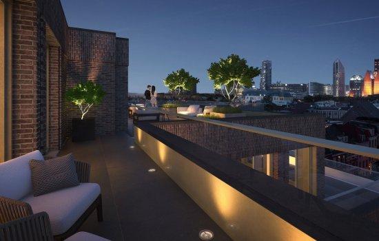 Nieuwbouwproject The Mauritz te Den Haag