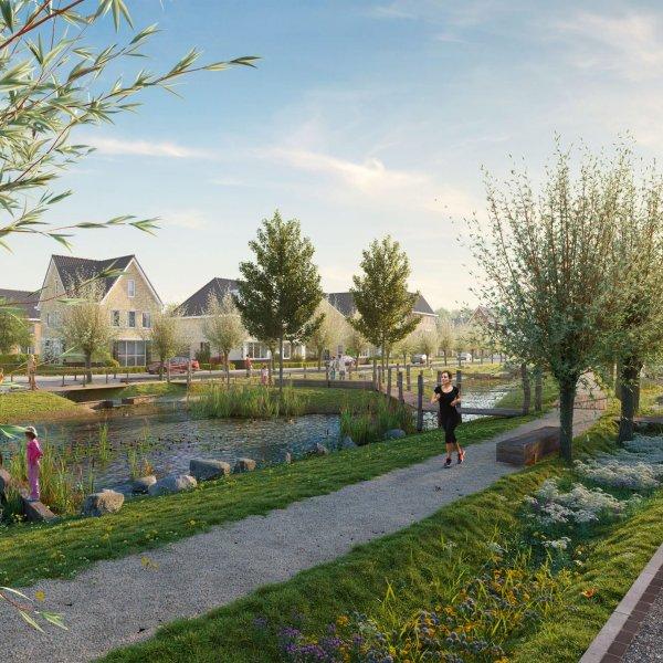 Nieuwbouwproject Gouwse Tuinen Fase 1 - Gouda te Gouda