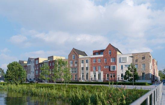 Nieuwbouwproject De Deeltuin te Utrecht