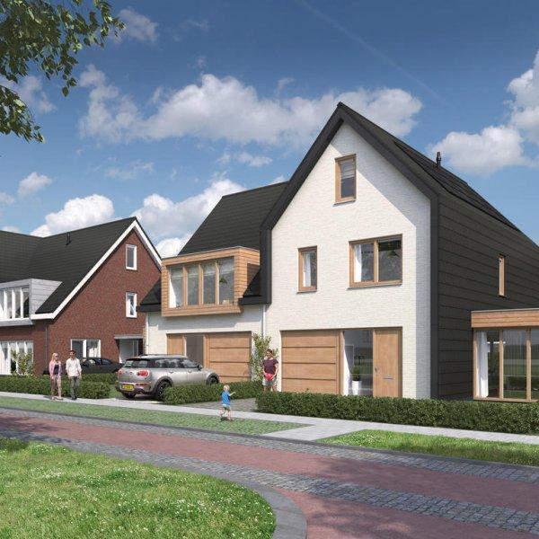 Nieuwbouwproject Claverveld in Vlissingen