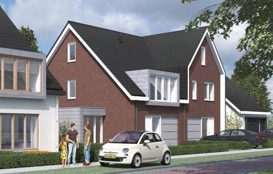 Nieuwbouwproject Claverveld te Vlissingen