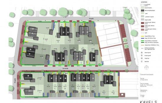 Nieuwbouwproject Zomerdijk | Tersluis te Meerstad