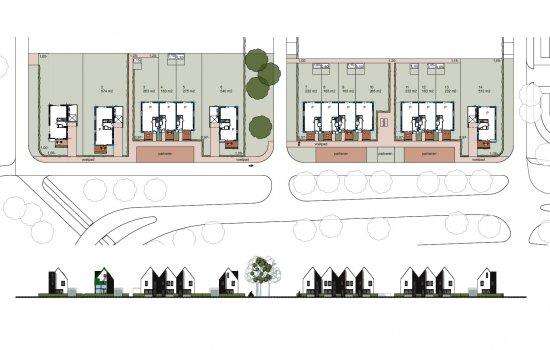 Nieuwbouwproject Sluispoort te Meerstad