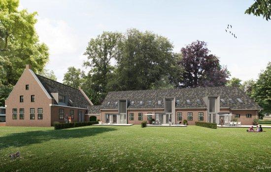Nieuwbouwproject Parkwonen: Stoer & Stijlvol te Enschede