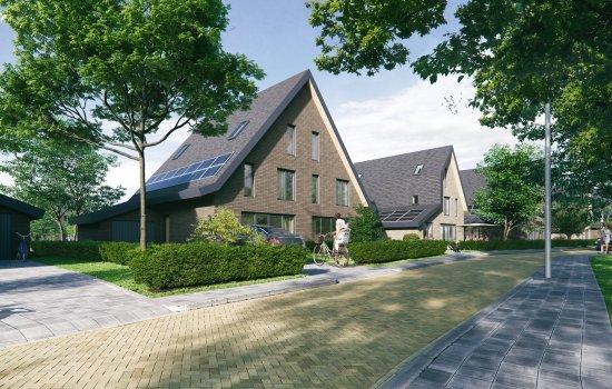 Nieuwbouwproject De Keizerlibel te Eelderwolde