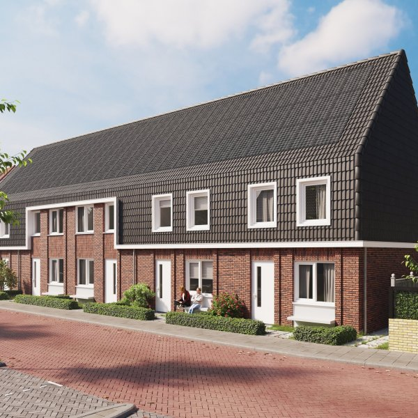 Nieuwbouwproject Westend - Middeneiland - Roelofarendsveen in Roelofarendsveen