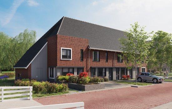 Nieuwbouwproject Westend - Roelofarendsveen te Roelofarendsveen