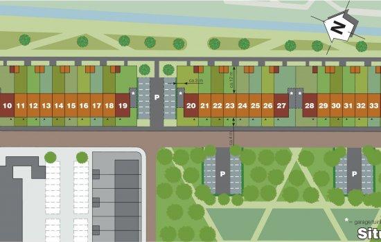 Nieuwbouwproject 3koppenland - Noorden te Noorden