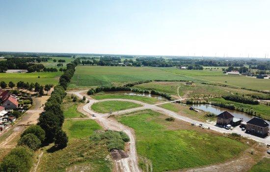 Nieuwbouwproject De waterjuffer te Coevorden