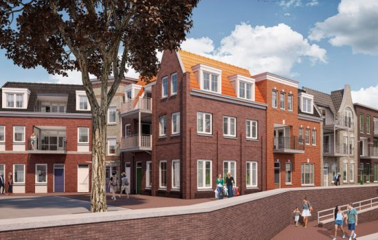 Nieuwbouwproject Waterfront Dalfsen bouwdeel 3 te Dalfsen