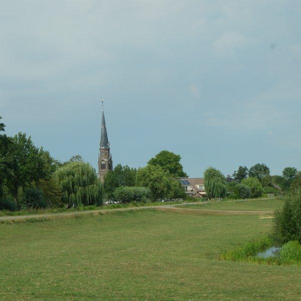 Nieuwbouwproject Wonen op het Eiland in Nieuwveen