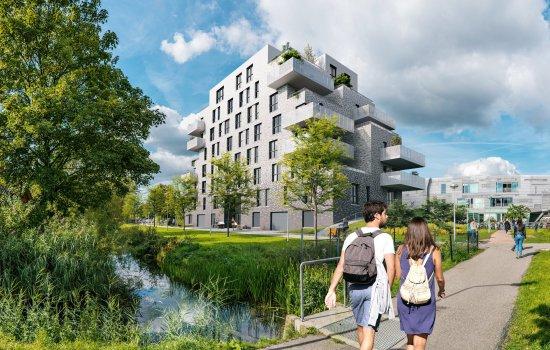 Nieuwbouwproject La Sabbia te Utrecht