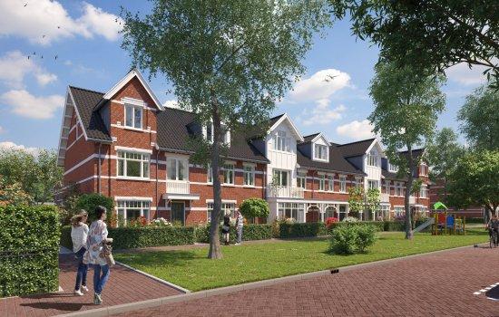 Nieuwbouwproject De Heeren van Vroondaal - Fase 1 te Den Haag