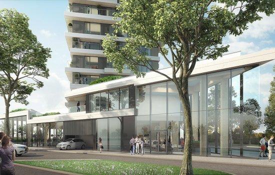 Nieuwbouwproject Haut te Amsterdam