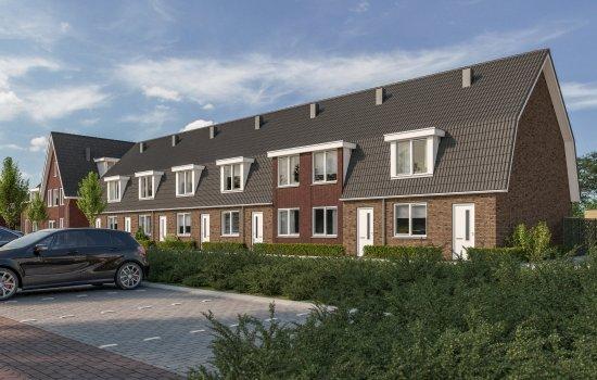 Nieuwbouwproject Buitenoever te Tull en 't Waal