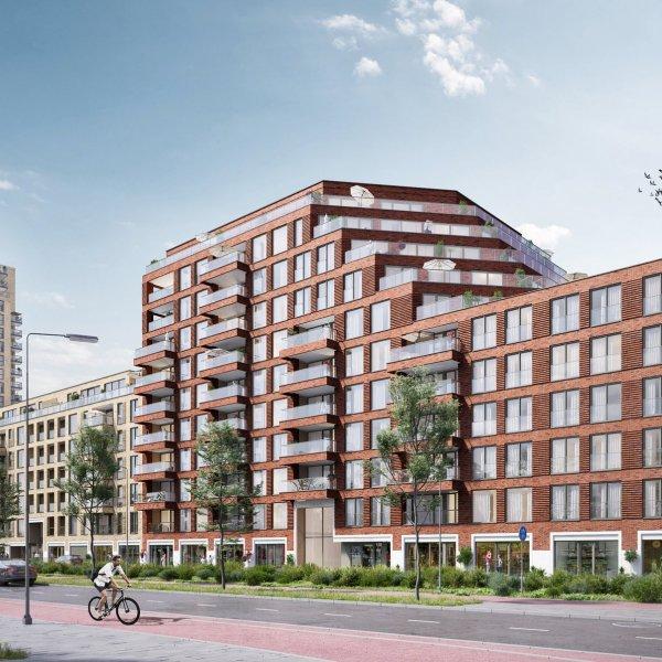Nieuwbouwproject De Primeur - De Schoone Ley - Fase 1 te Den Haag