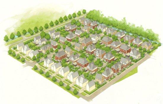 Nieuwbouwproject SANDT Vroondaal te Den Haag