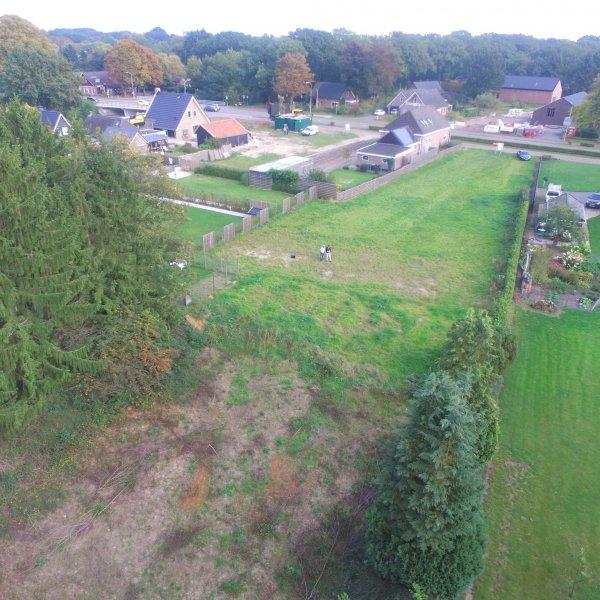 Nieuwbouwproject Kavels Ermerweg Noordbarge in Emmen