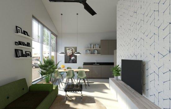 Nieuwbouwproject Vinkenhof te Zaandam