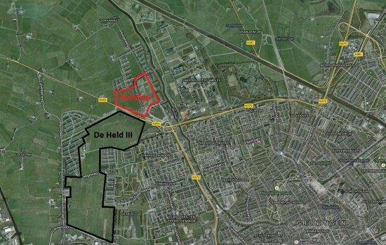 Nieuwbouwproject Groningen | Reitdiep | deelfase 4 | fase 1 en 2 te Groningen