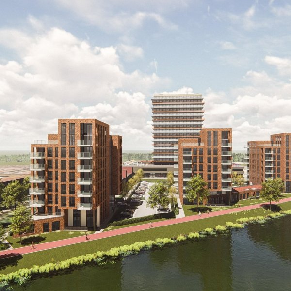 Nieuwbouwproject Vennestaete / Wales Purmerend in Purmerend