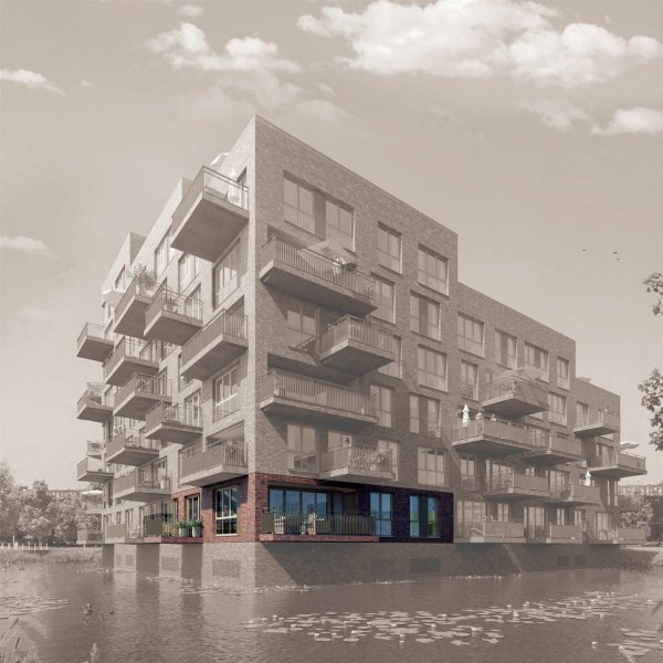 Nieuwbouwproject Marquise in Purmerend