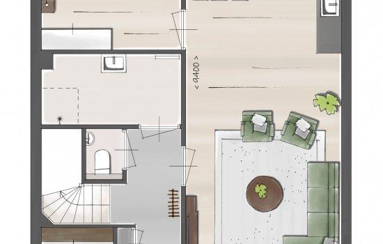 Nieuwbouwproject Watertuinen III te Maasdijk