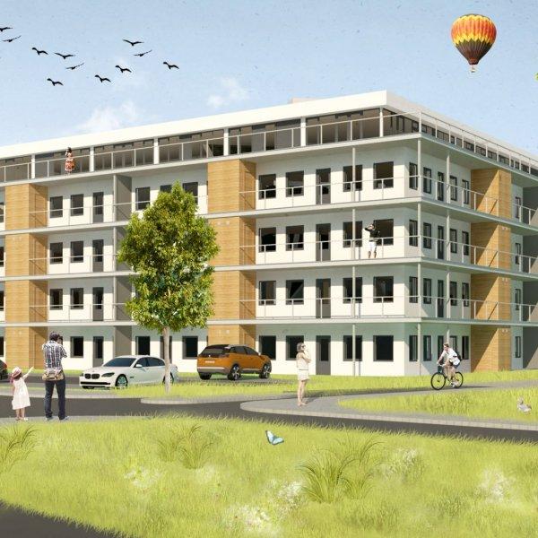 Nieuwbouwproject De Sijnsmeester te Houten