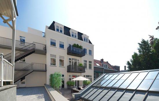 Nieuwbouwproject Maison Royal te Den Haag